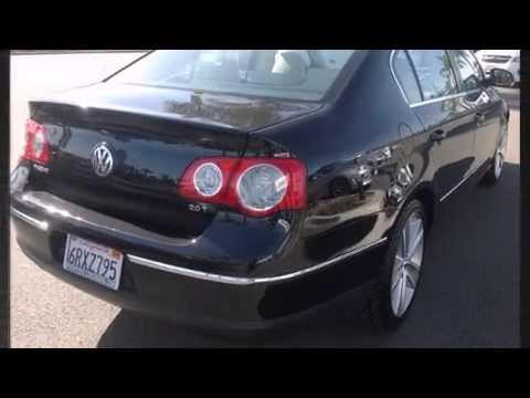 2010 Volkswagen Passat Sedan Komfort