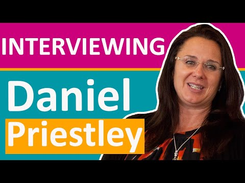 How To Build Brand | Daniel Priestley KPI Brand Accelerator Interview