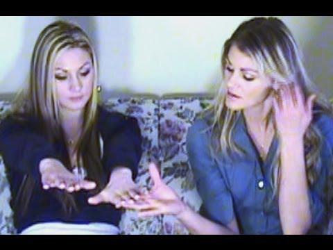 Nicole Hypnotizes her blonde sister (Rapid Induction Demo) 美女催眠術師Ragazza ipnotizzatore