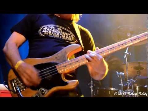 Lord Tracy - Barney's Bass Solo - Dallas (04/06/13)