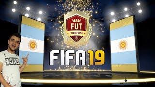 NAGRODY ZA DIVISION RIVALS! I FUT CHAMPIONS! - MAMY WALKOUT!! | FIFA 19