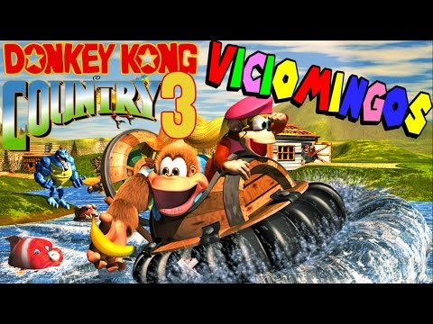 Donkey Kong Country 3 - Viciomingos