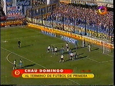 Boca 2  River 1  superclasico 2005.