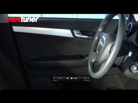 Fitting Audi RS3 interior trim into 2007 A3 2.0T