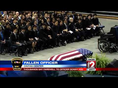 Final call for fallen police Officer Sonny Kim