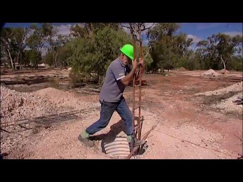 Lightning Ridge Opal Miner