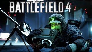 Battlefield 4 #300 - Operation Nacht Sniper ★ PC Gameplay Deutsch German Multiplayer