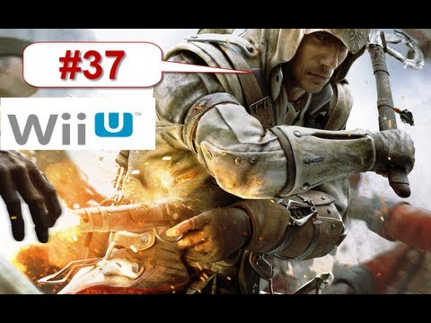 """Pitcairn Is Dead!"" - Lets Play Assassin's Creed 3 For Wii U - Part 37"