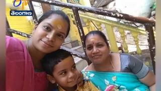 winners photos of etv telangana s selfie with mother contest