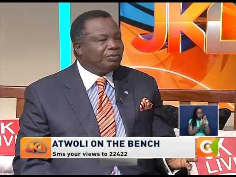 JKL :Did Francis Atwoli succeed in his quest to unite the Luhya Nation? [ Part 2]