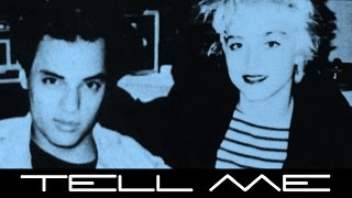 "Madonna feat. Nick Kamen - Tell Me (""Official"" Music Video)"