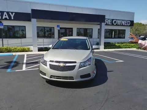 2014 Chevrolet Cruze It Gold