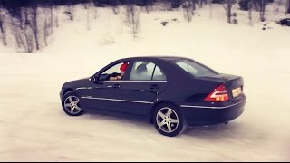 Mercedes w203 за 450.000 рублей. 2016