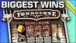 Top 10 Slot Wins on Tombstone