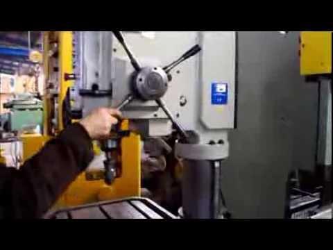 ERLO TCA 50.1 Säulenbohrmaschine