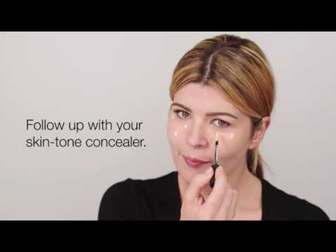Concealer How-To