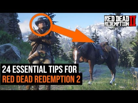 24 Essential Red Dead Redemption 2 Tips You Need To Know