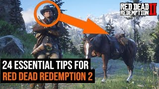 24 Essential Red Dead Redemption 2 Tips You Need To Know thumbnail
