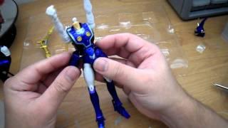 Armor Plus Tenku no Touma Assembly Part 2 アーマープラス 天空のトウマ