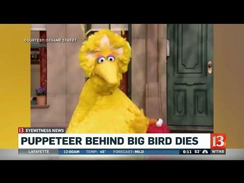Sesame Street Puppeteer Dies Youtube
