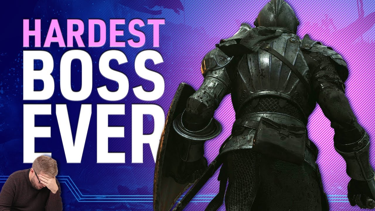 The Hardest Boss I've Ever Faced - Demon's Souls on PS5