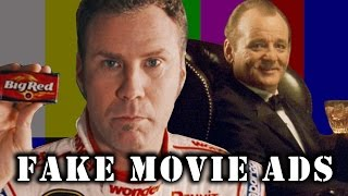 Fake Ads in Movies - Supercut