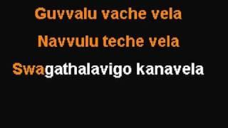 Sathamanam Bhavathi~Mellaga Tellarindoi (Karaoke Version) Sing Sing India