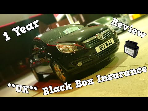 A Year Review With The Black Box Insurance **UK** **PROS AND CONS**