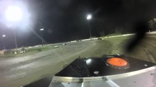 Ray Cox Jr @ Davenport Speedway 9/12/15
