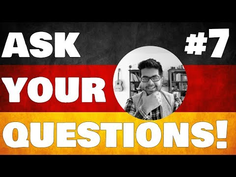 🔴 📹 Ask your Questions #7