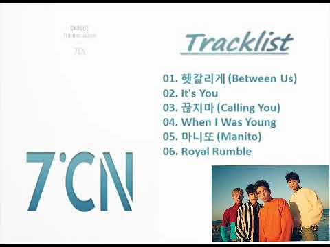 CNBLUE 7°CN VOL.7 mini album full