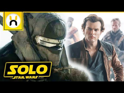 Who is the Villain of Solo: A Star Wars Story?