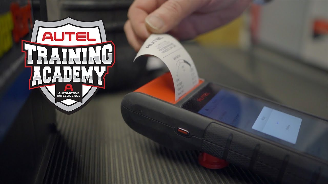 Autel MaxiBAS BT608 - Complete Starting & Charging System Tester