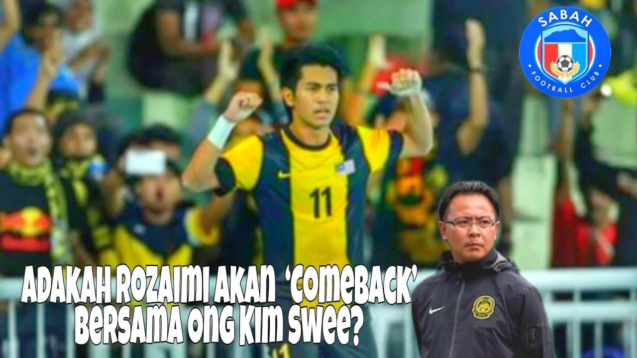 Download Adakah Rozaimi Akan 'Comeback' Bersama Ong Kim Swee?