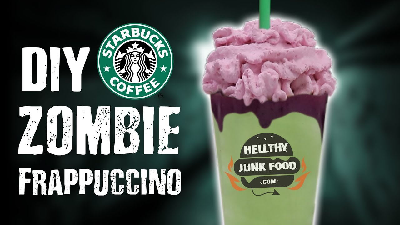 Diy zombie frappuccino recipe leaked youtube diy zombie frappuccino recipe leaked forumfinder Images