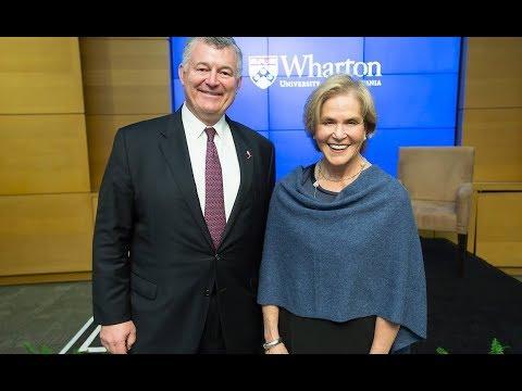 Wharton Leadership Lecture: Dr. Judith Rodin