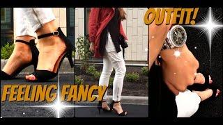 || Feeling Fancy Outfit ||