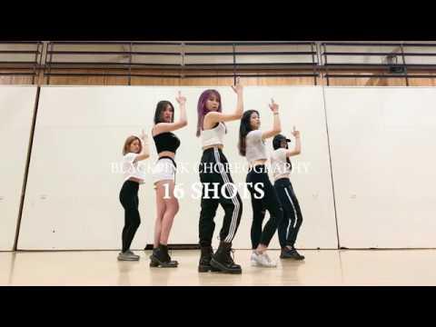 UCSB CHOKIS| BLACKPINK CHOREOGRAPHY- '16 SHOTS'