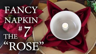 Repeat youtube video Fancy Napkin #7 - The