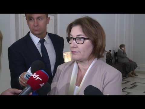 Beata Mazurek: Nie boimy się protestów