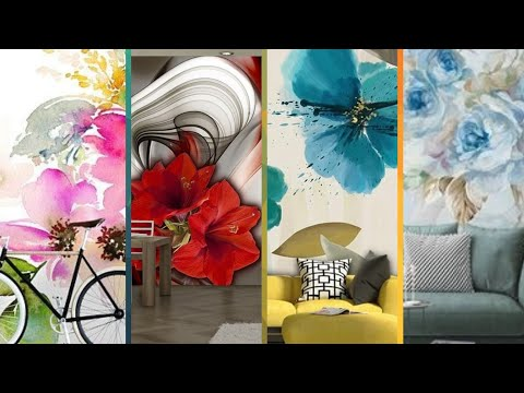 Beautiful wallpaper decorations ideasfor home/stylish wallpapers decorations ideas/modern wallpaper