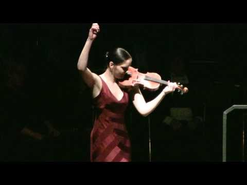 Margarita Krein plays Red Violin Caprices by John Corigliano
