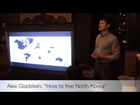 Embassy Meeting Of Minds - Alex Gladstein - How To Free North Korea