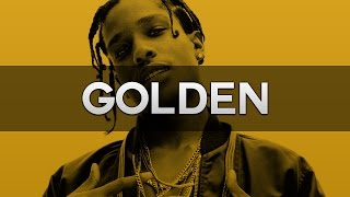 🔥 ASAP Rocky Type Beat Golden | Gold Flame