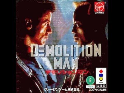 "Retro Gaming ""DEMOLITION MAN"" sur 3DO part 2/2 full game wadeshadow"