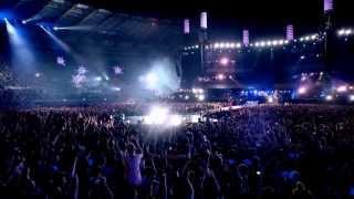 Muse - Hysteria [Live Rome 2013 HQ]