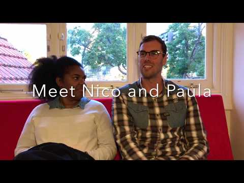 Nico And Paula Share Their Testimonies