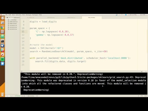 Multiprocessing in Python