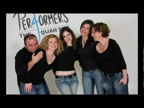 The Performers Quartet - Informercial