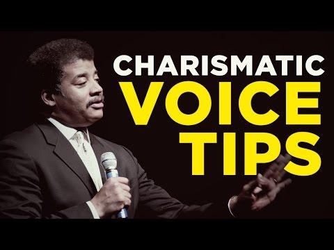 Vocal Tips - Neil deGrasse Tyson Charisma Breakdown